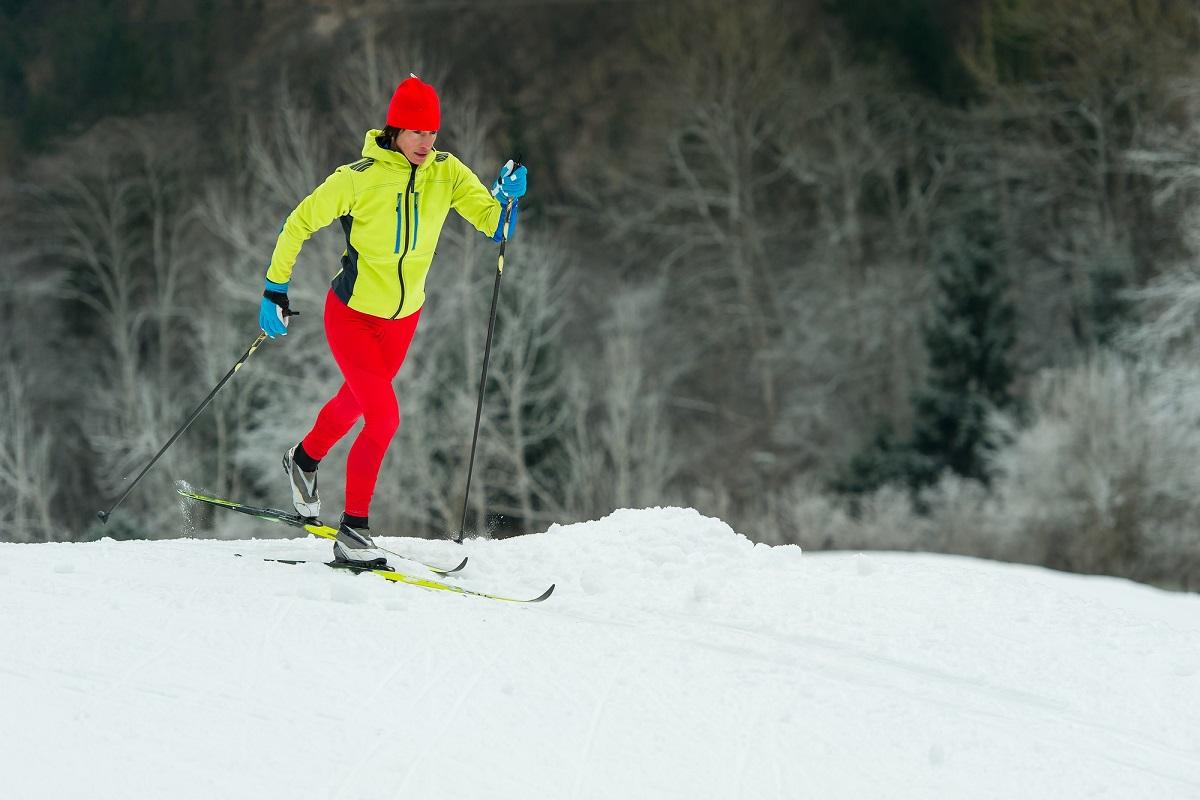 クロスカントリースキーで筋トレ!エクササイズ!期待できるトレーニング効果は?