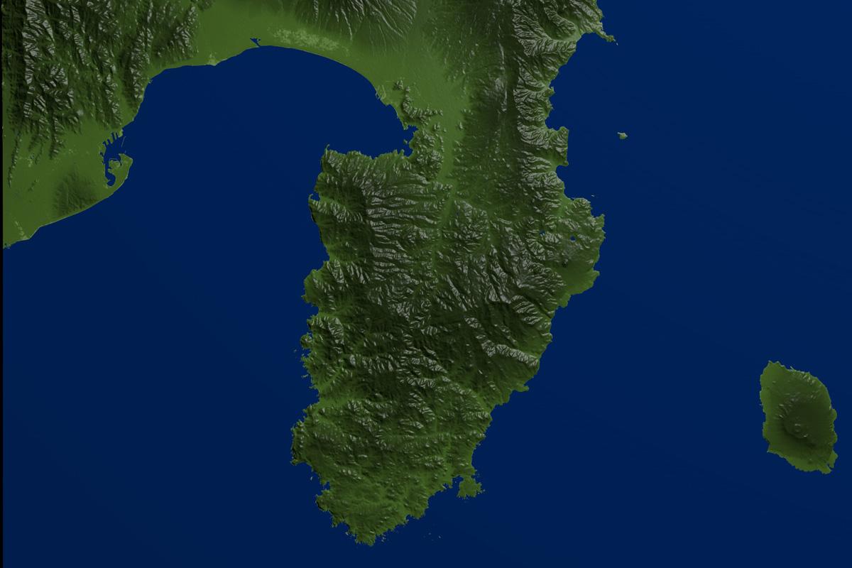伊豆半島のおすすめ人気ダイビングスポット