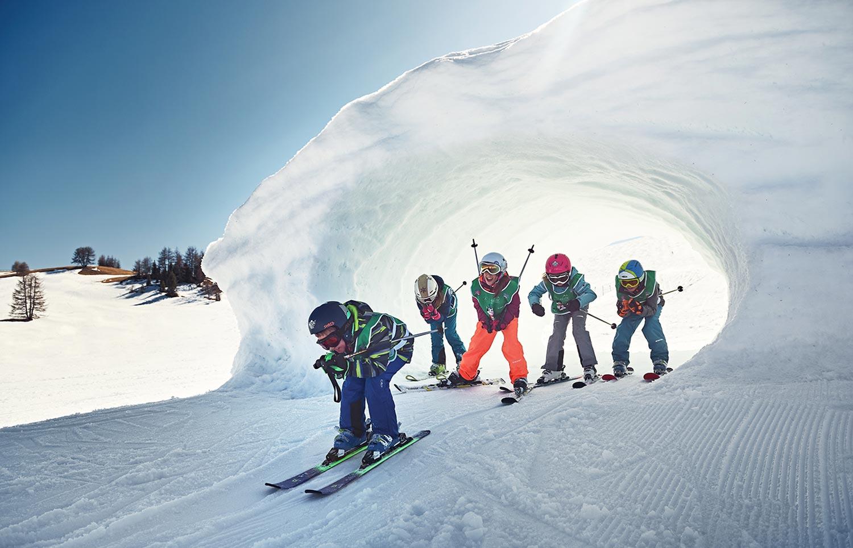 スキー事故から身を守る方法