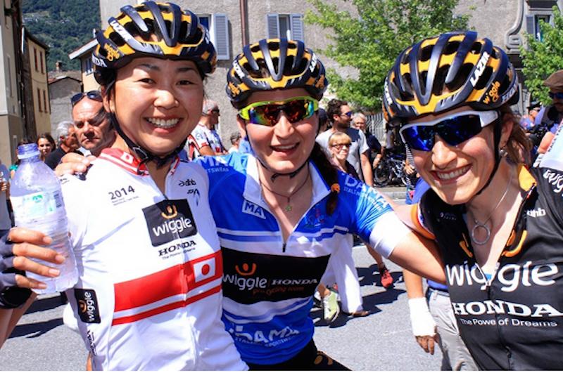 スペインのチームで走る萩原麻由子選手に注目!!  スペイン・女子ロードバイクレース情報