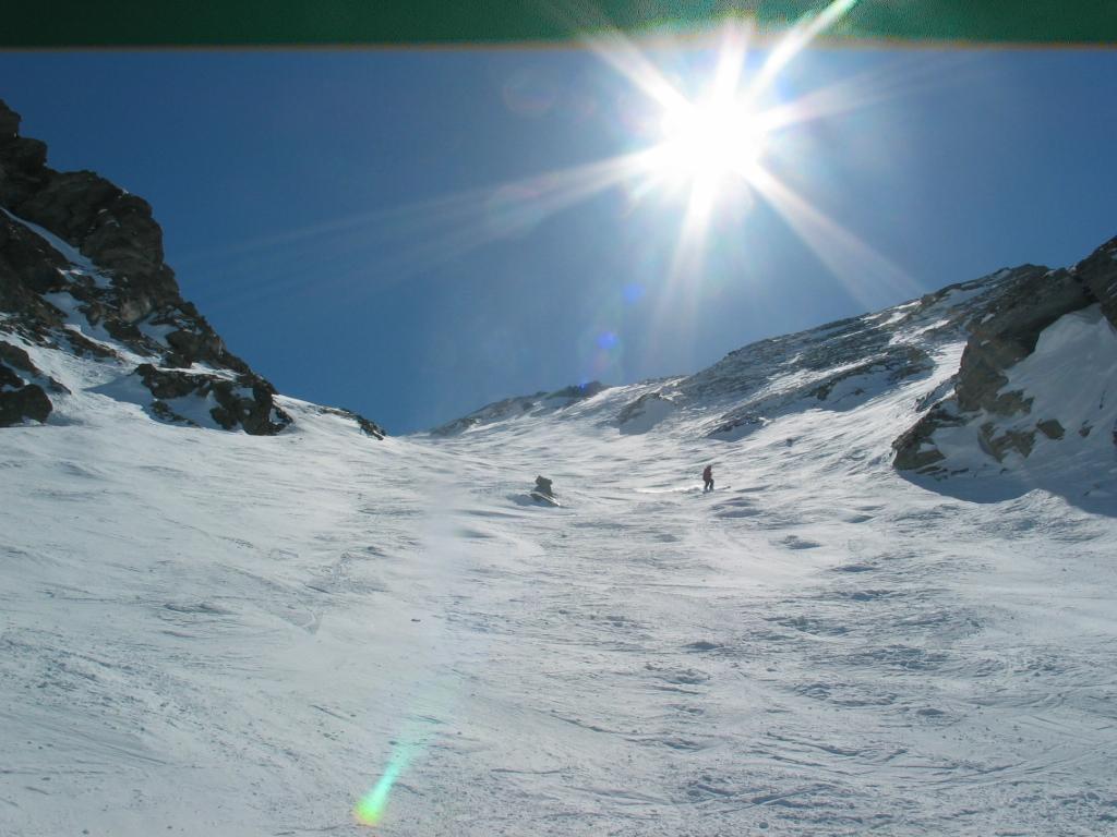 【最大勾配64% 】イタリア・ヴァルキアヴェンナ・スキー場のカナローネコース