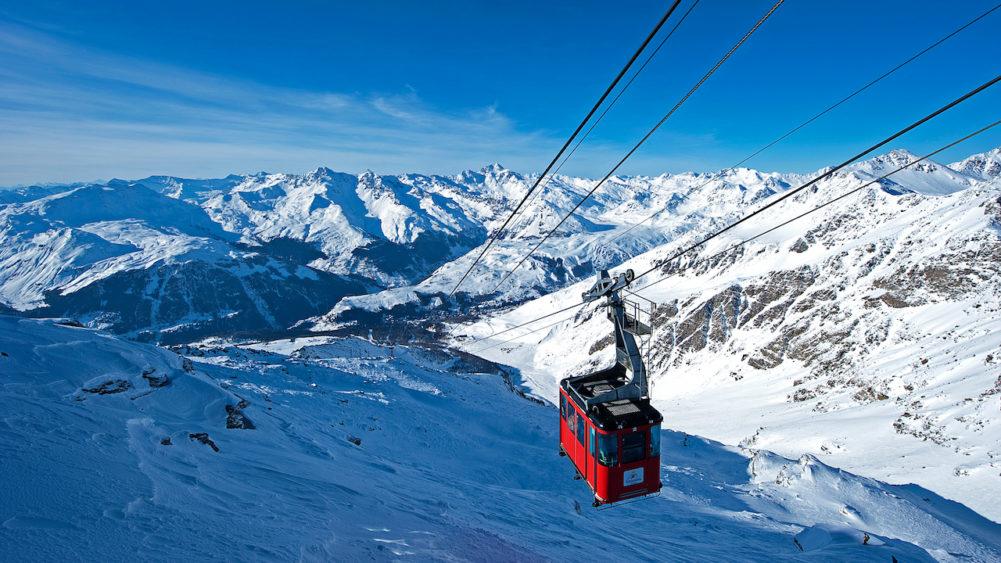 イタリア・ヴァルキアヴェンナ・スキー場