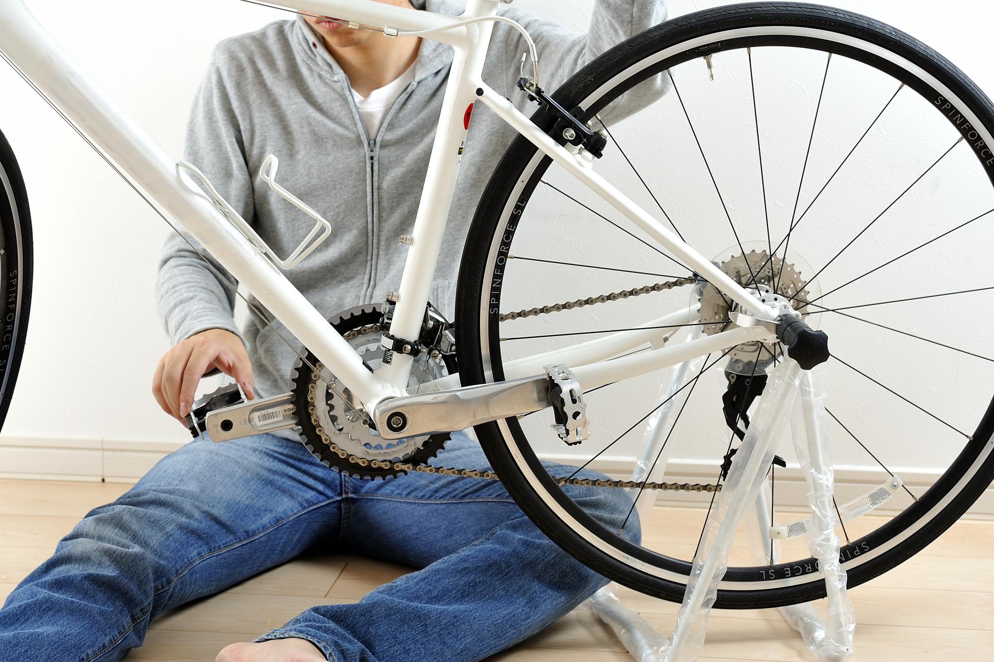 マウンテンバイクMTBサイクリング