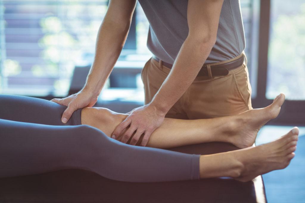 登山やランニングによる「ひざ痛」