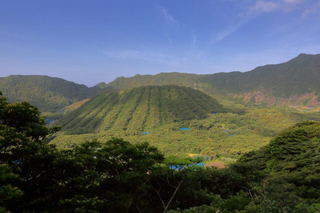 トレイルランニングコース「東京都青ヶ島」