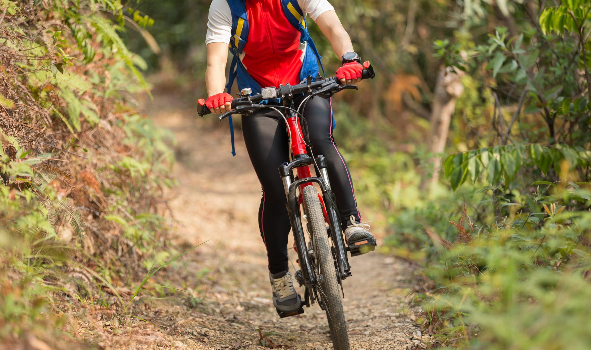 トレイルライド魅力MTBトレイルサイクリング