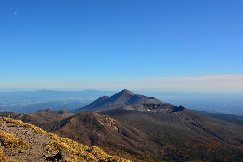 トレイルランニングコース「霧島連山」