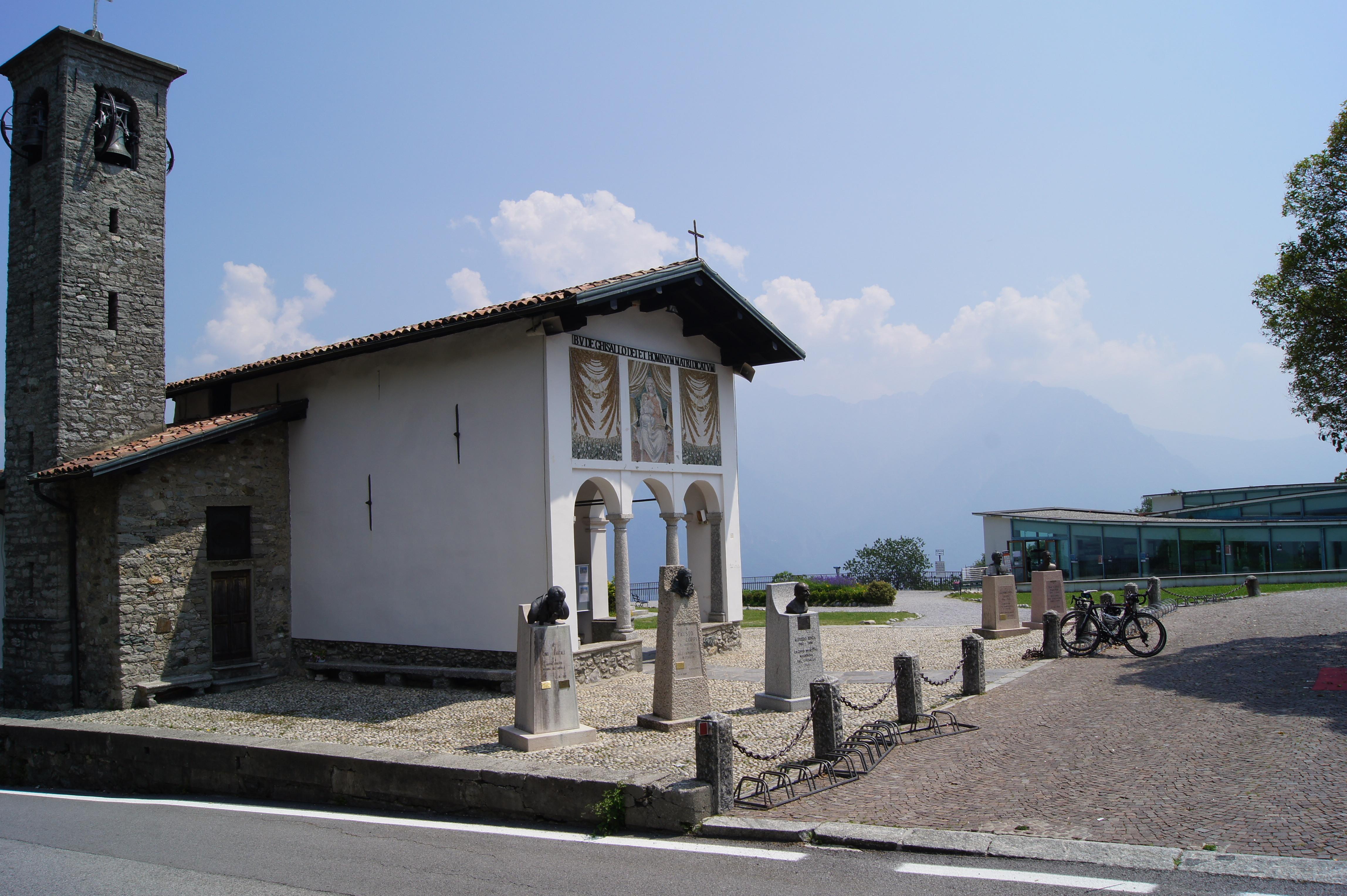 【イタリア発】サイクリストなら1度は行くべきサイクリストの聖地ギサッロ教会と自転車博物館を紹介します!