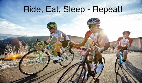 突然やってくる!サイクリング中のハンガーノックを起こさないための対策
