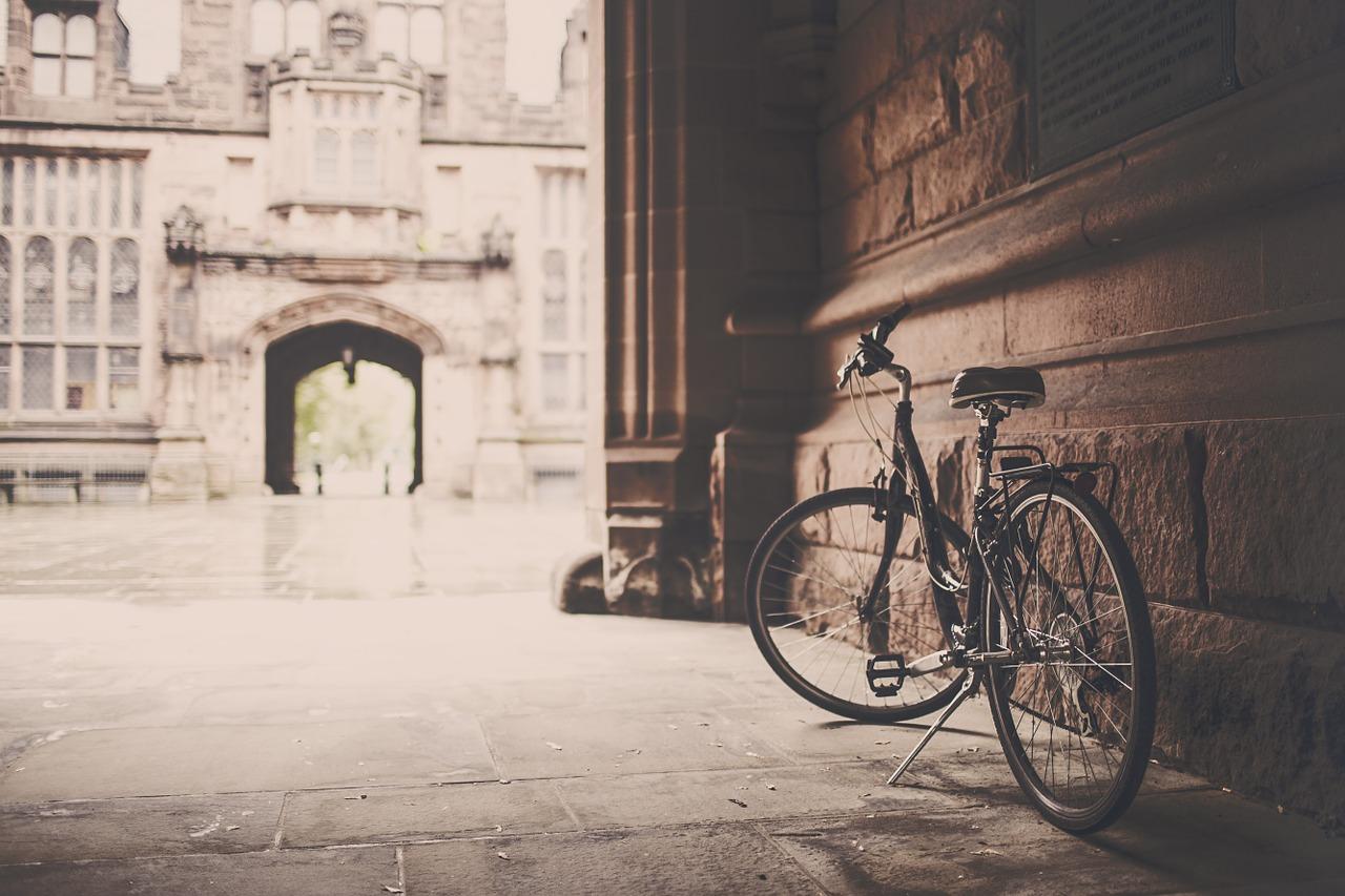 自転車クロスバイク自転車の盗難