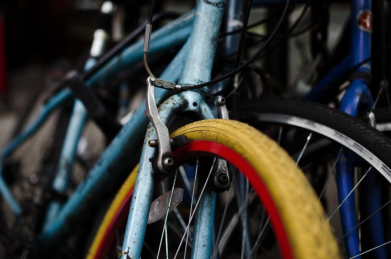 MTBクロスバイクVブレーキマウンテンバイク・MTBのブレーキ