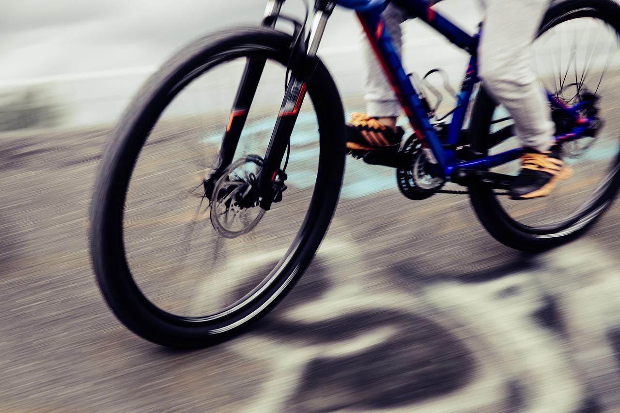 マウンテンバイク・MTBのブレーキ