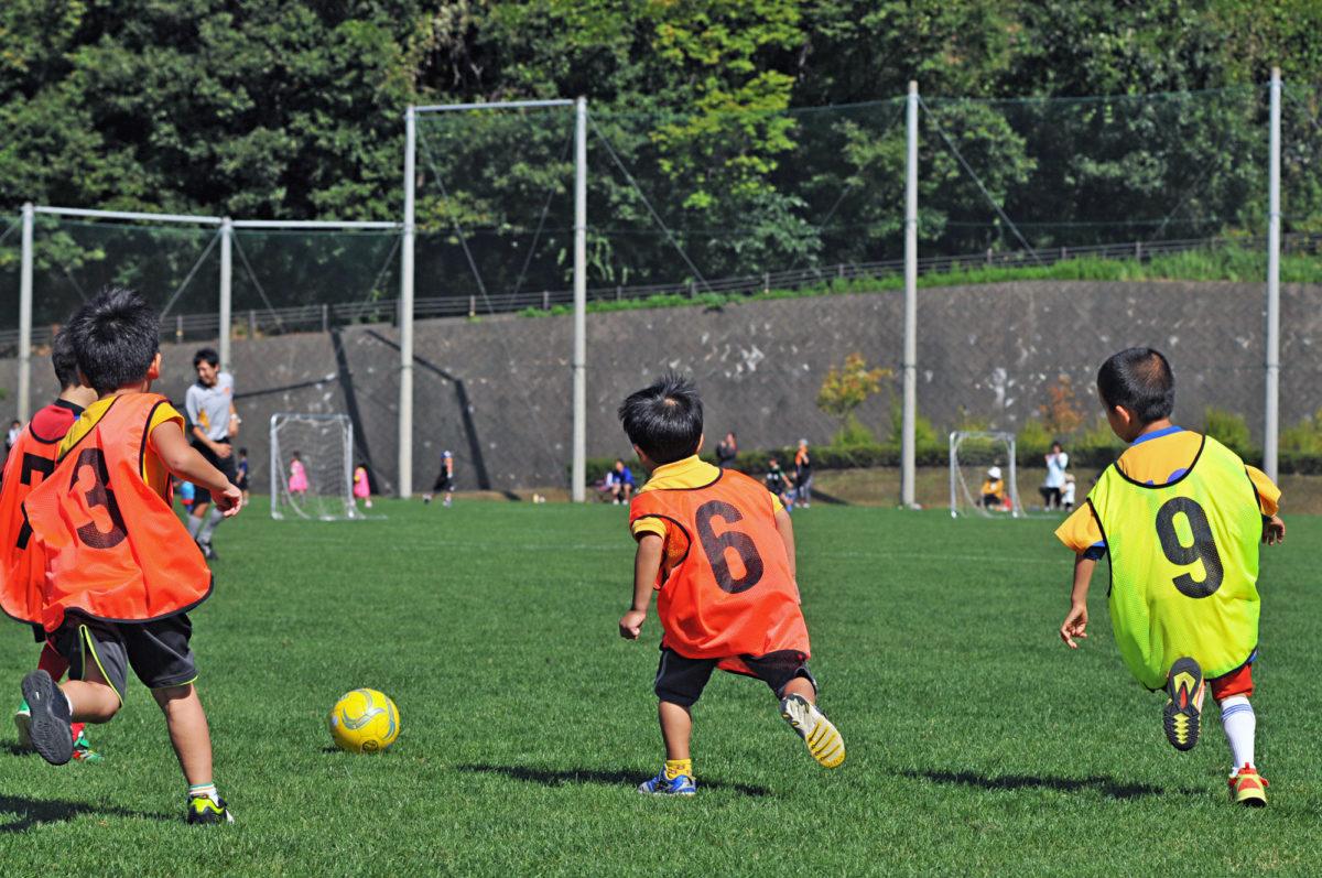 子供の習い事 サッカー