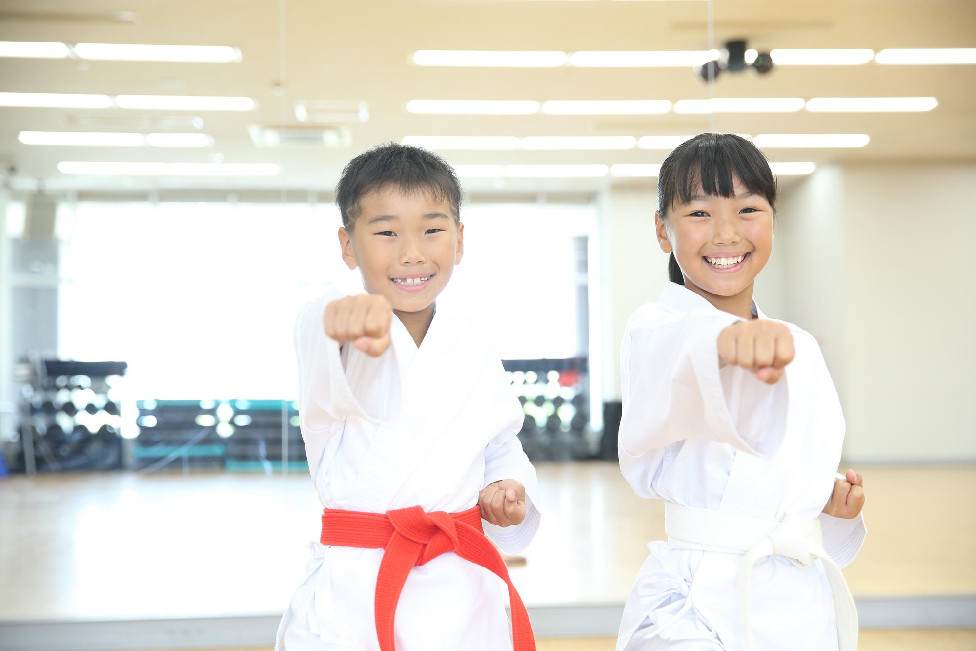 子供の剣道教室・空手教室などの武道教室