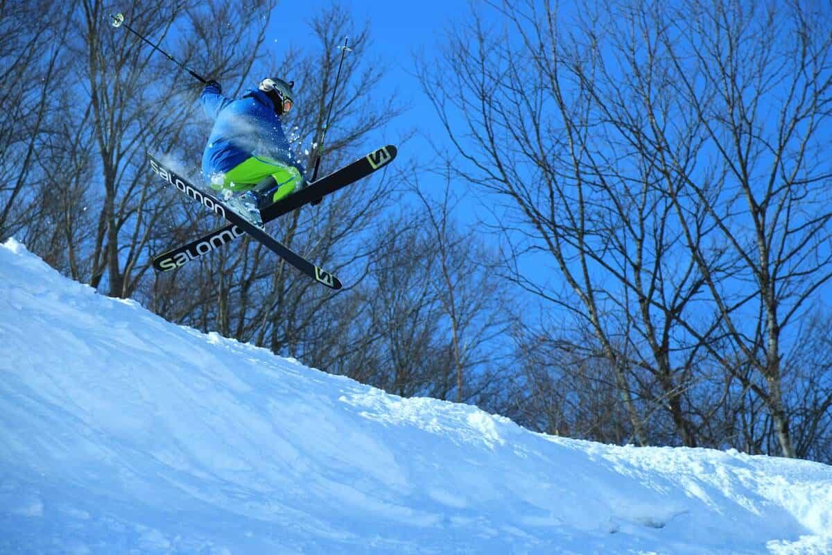 春スキー バックカントリー