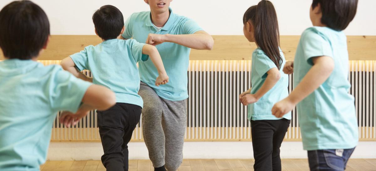 子供 トレーニング