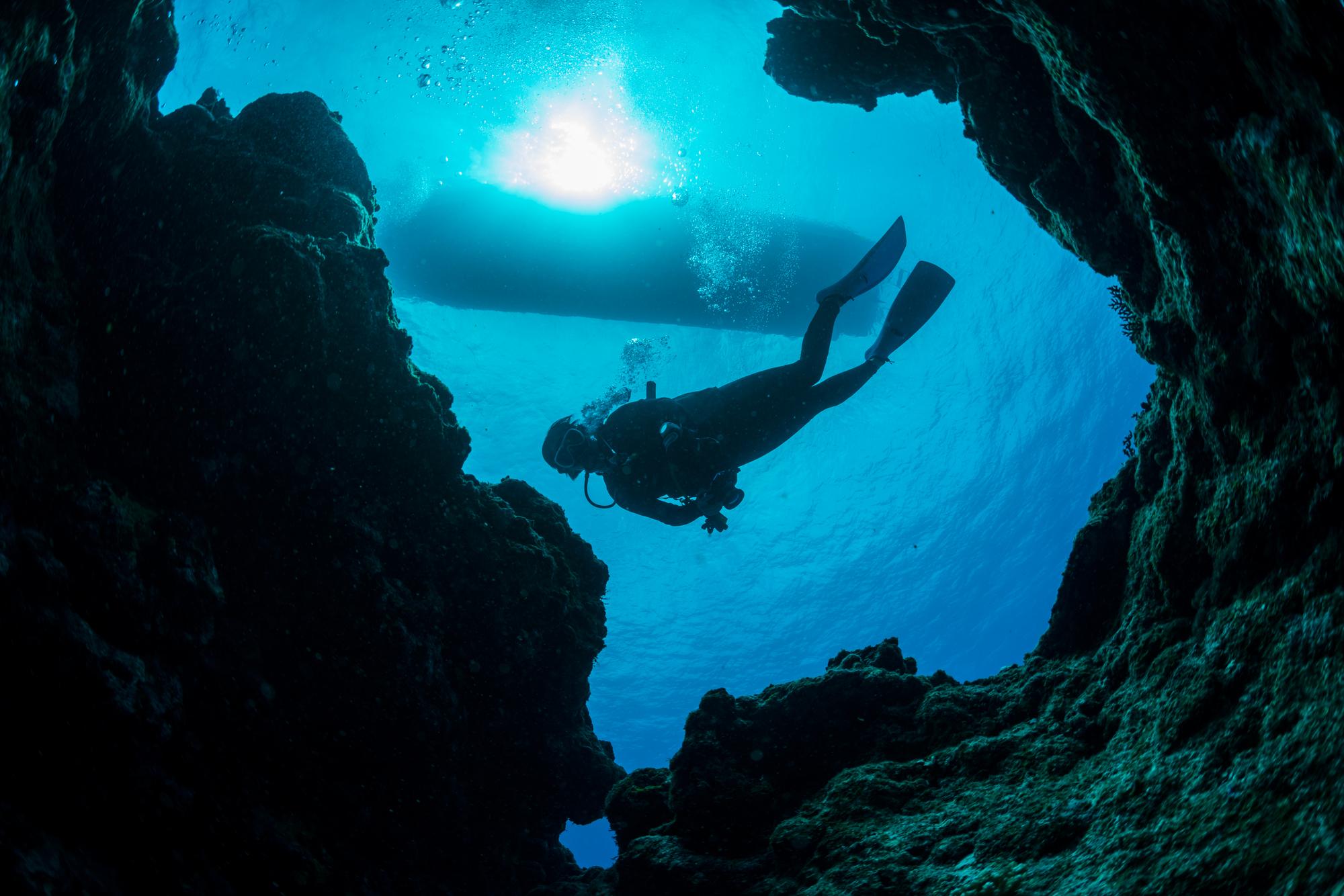 沖縄本島最南端の海でダイビング!糸満エリアの人気ダイビングスポット