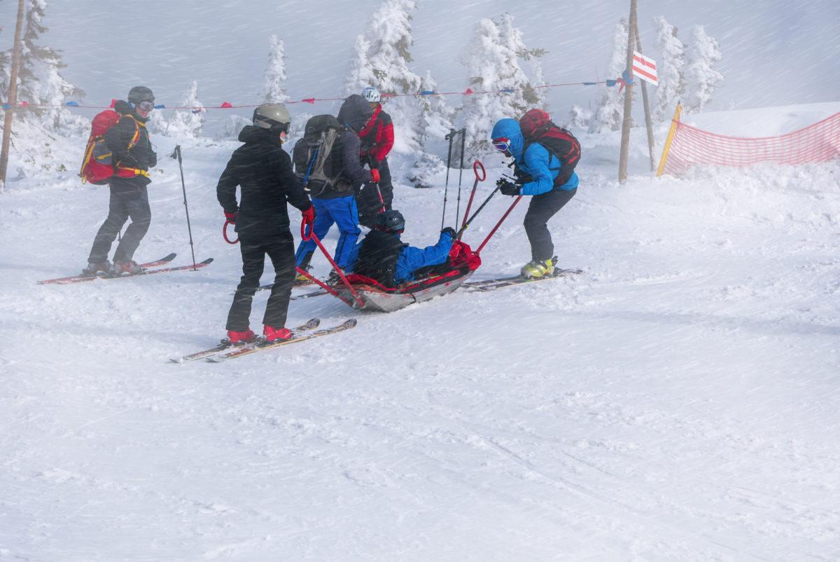 SAJ公認スキーパトロール