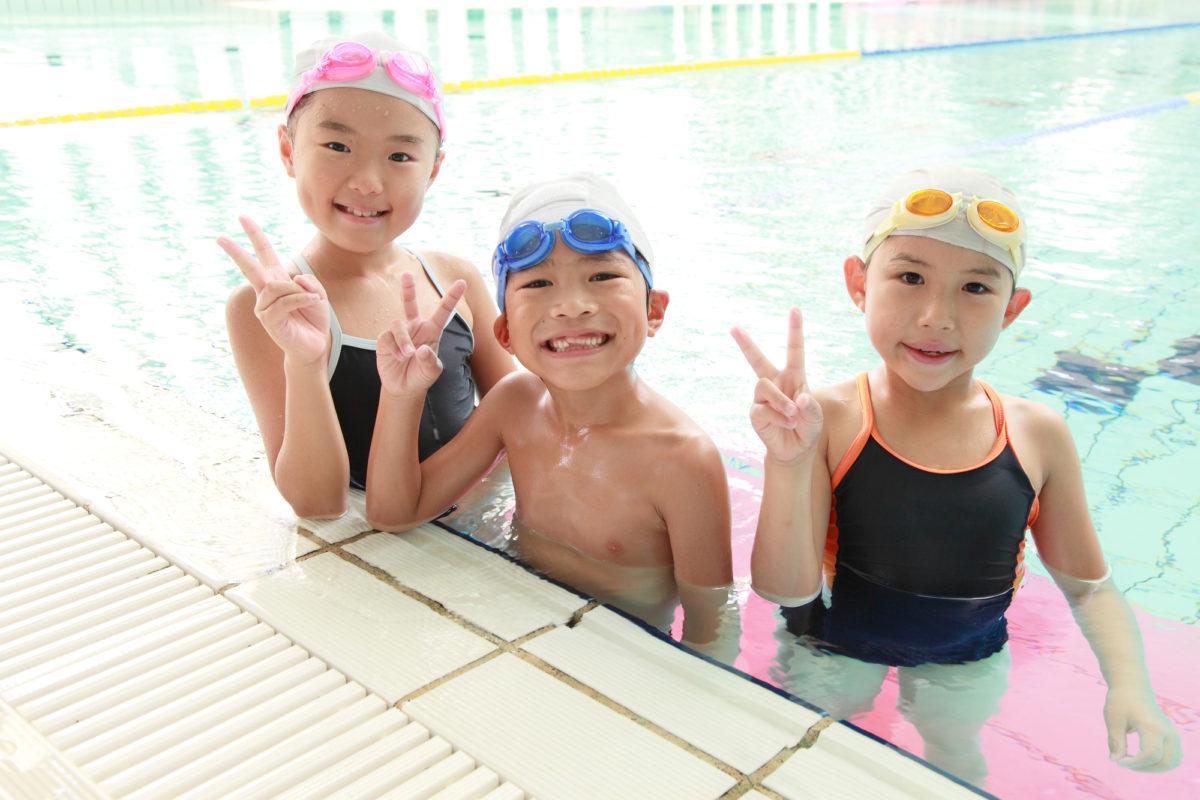 プール教室・スイミングスクール・水泳教室