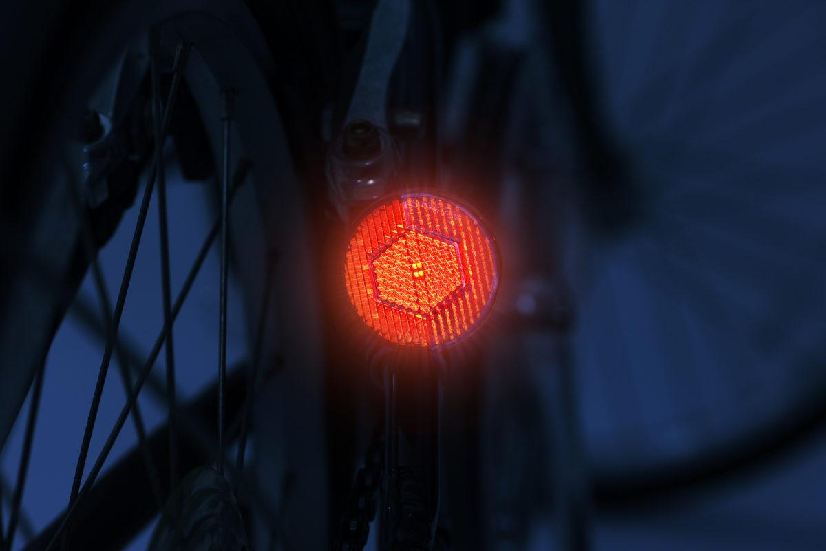自転車・ロードバイク用テールライト