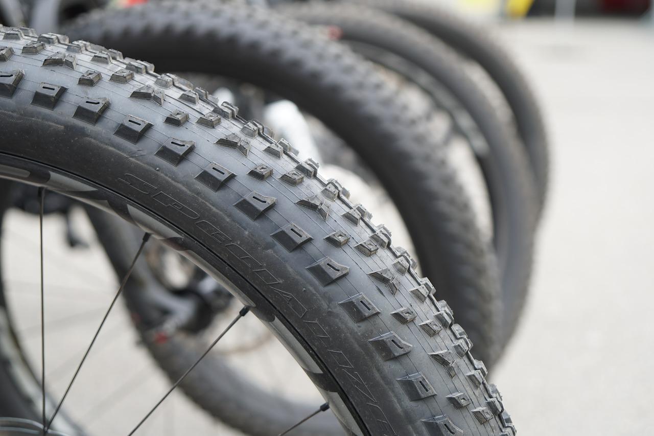 MTBブロックタイヤ種類マウンテンバイク・MTBタイヤ