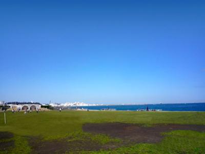 横須賀海風公園 バーベキュー(BBQ)