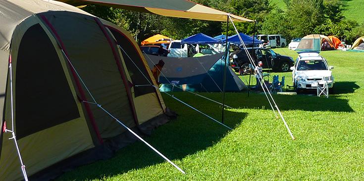 愛知県三河でキャンプをするならここ!三河高原キャンプ村を徹底解説