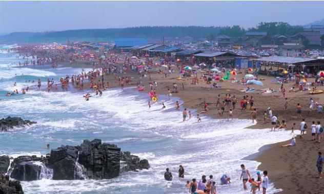 福井県 海 ビーチ