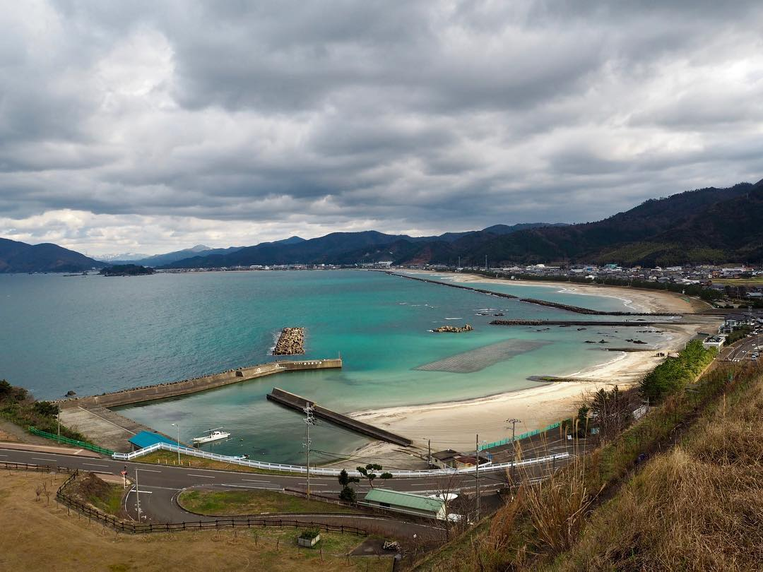 福井 海水浴