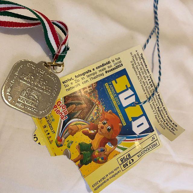 ヴェネチア マラソン