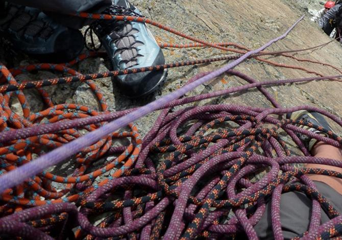 メーカー別クライミング用ロープ