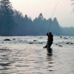 曇り模様は渓流日和!釣果を出すには無視できない曇りの渓流釣りのすすめ