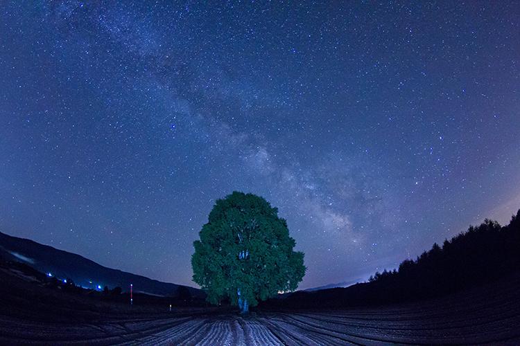 北海道 星の降る里・芦別 星のソムリエ(R)講座