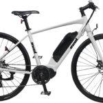 パワフルな乗り心地を実現する 話題のE-BIKE(スポーツ電動アシスト自転車)に、新ブランド「evol(エヴォル)」が登場