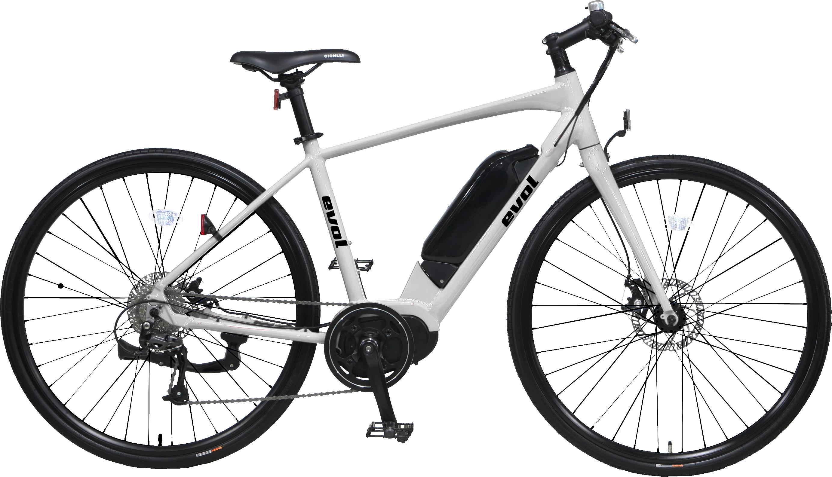 E-BIKE(スポーツ電動アシスト自転車)evol(エヴォル)