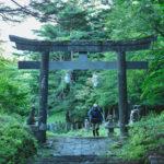 グランピングで富士山信仰の史跡を巡る「魂を清める 脱デジタル滞在」