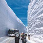 """立山黒部アルペンルート、白力の雪壁""""雪の大谷""""を抜けて全線開通! 雪と星が奏でる、春の立山絶景ハーモニーへ"""