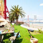 神戸ハーバーランドに、グランピングBBQ施設 「URBAN BBQ KOBE HARBORLAND」が4月19日オープン