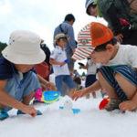 六甲山カンツリーハウス 夏の風物詩「真夏の雪まつり」開催決定! ~約100トンの雪の広場が登場!~