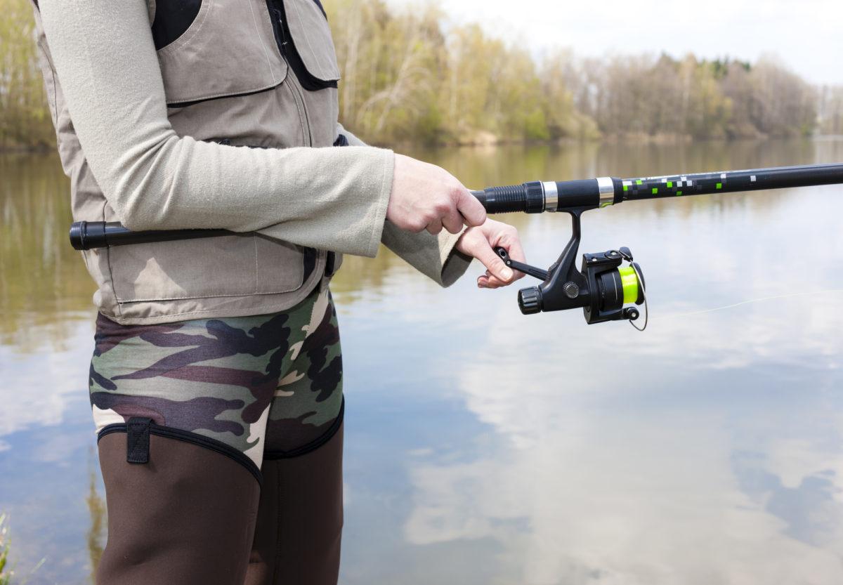 雨の渓流釣りに必要な装備 渓流 フィッシングベスト