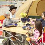 コンパクト収納でキャンプの持ち運びも便利!おすすめロールトップテーブル