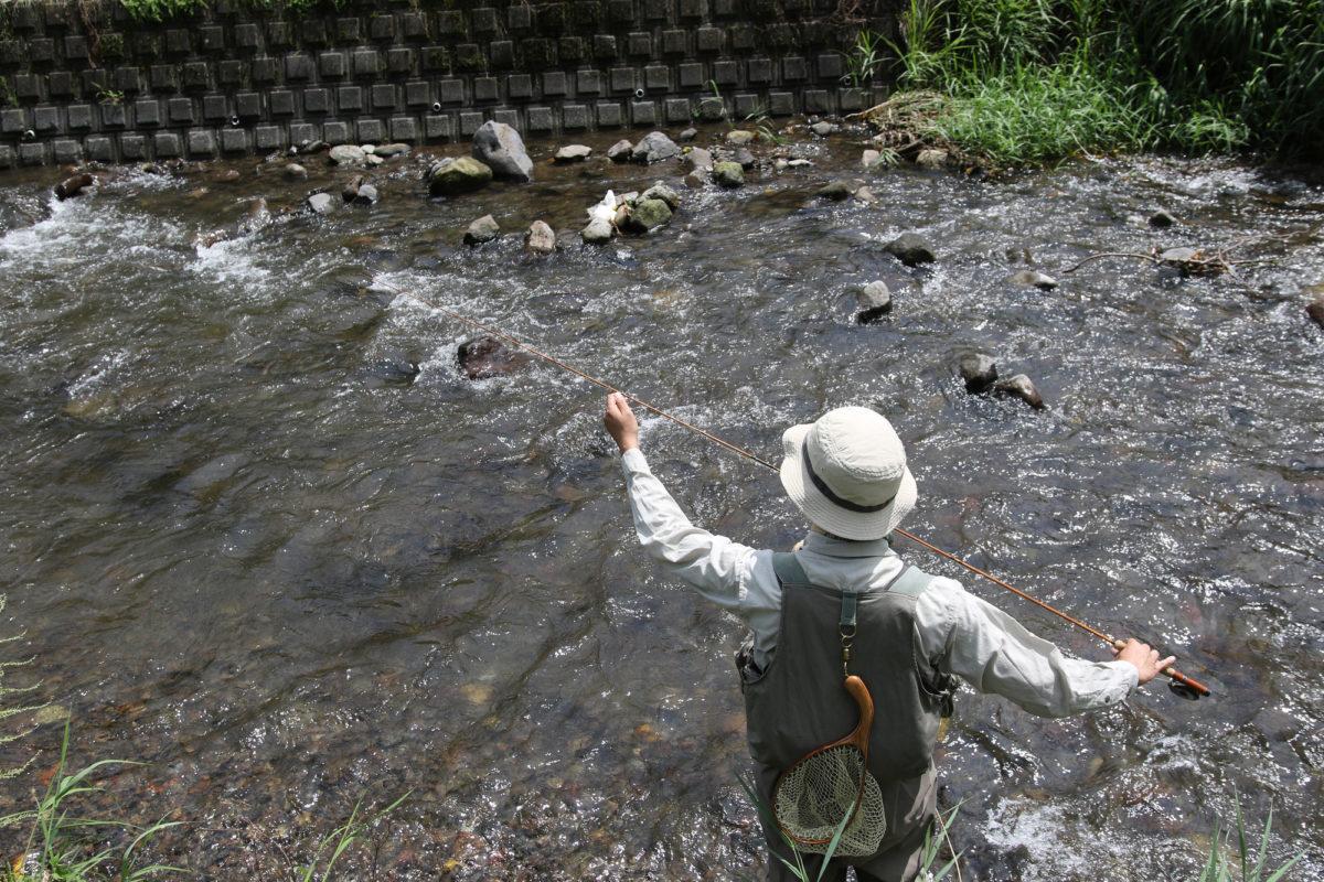 渓流 道具 渓流釣り道具・アイテム