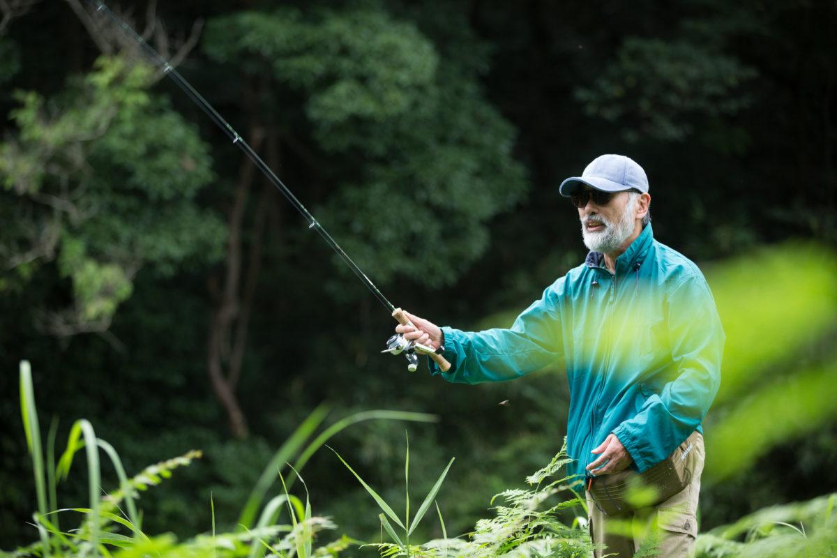 渓流釣り 天気予想