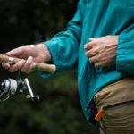 悪天候は釣果が上がる!天気が崩れ気味のときに必須の渓流釣りの装備とは