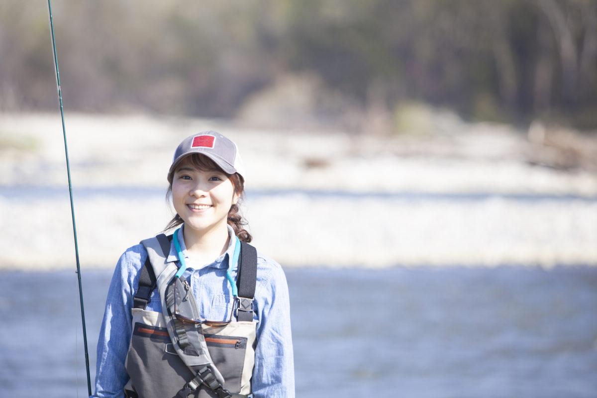 渓流釣り 初心者が渓流釣りを楽しむための服装