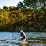 雨の渓流は鉄砲水に要注意!雨の日の渓流釣りで注意する自然の兆候とは?