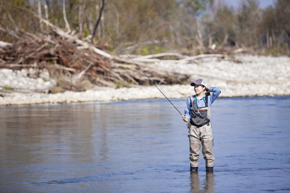 天気は釣果を左右する!天気が渓流釣りに与える好影響と注意点