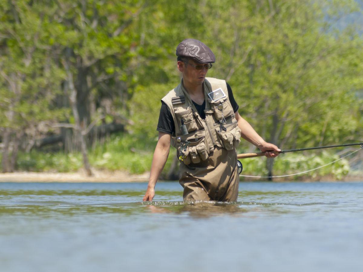 渓流釣りの道具 ベスト
