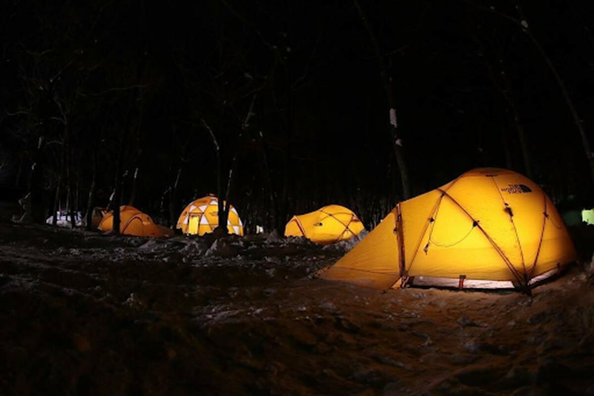 エンゼルフォレスト那須白河 福島県 キャンプ場