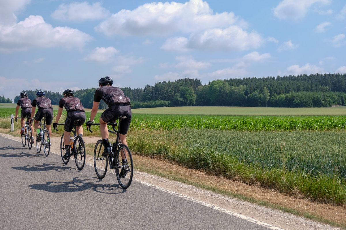ロードバイク乗りの基本!ロードバイク「ロングライド」のためのトレーニング